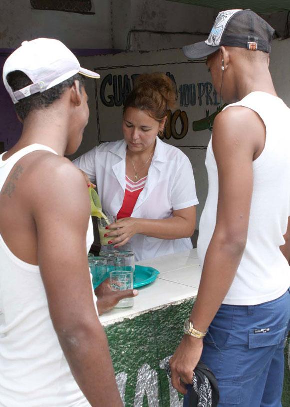 Cuba, Rico Guarapo. Foto: 10K