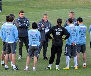Equipo de fútbol de Uruguay
