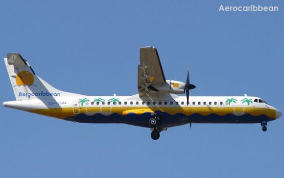 Aerocarribean inicia vuelos entre Cuba y Guatemala