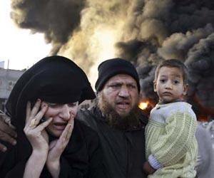 Ataque de Israel a Gaza