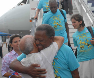 Arriba a Cuba XXI caravana de la Amistad Pastores por la Paz