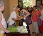 Caravana de la Amistad visita provincias cubanas. Foto: Marisol RUIZ SOTO / AIN