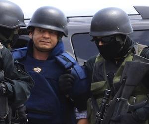 Francisco Chávez Abarca, terrorista salvadoreño capturado en Venezuela.