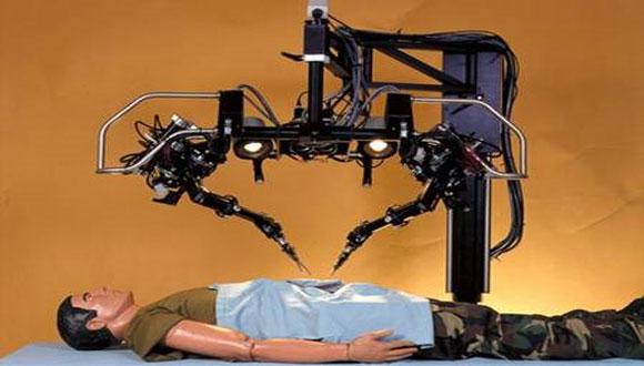 China crea su primer robot cirujano