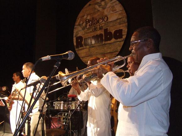 José Carmelo, trompeta y Director del Conjunto Casino. Foto: Marianela Dufflar