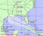 Cuba informa sobre tercera depresión tropical de la temporada