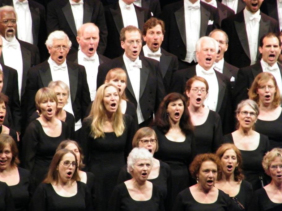 Del coro ruso yale
