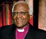 Desmond Tutu, arzobispo anglicano de Ciudad del Cabo