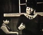 """Elena Burke canta y Enriqueta Almanza la acompaña en el piano, en """"Nostalgia cubana"""""""