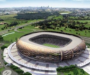 Estadio de fútbol, Sudáfrica
