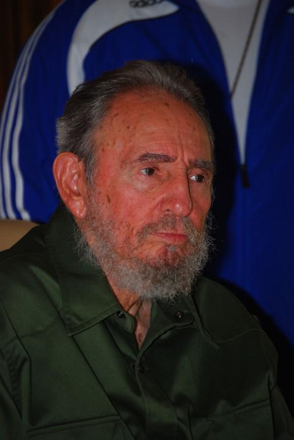 Fidel Castro visita Artemisa
