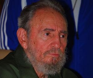 Fidel Castro rinde homenaje a mártires del 26 de Julio