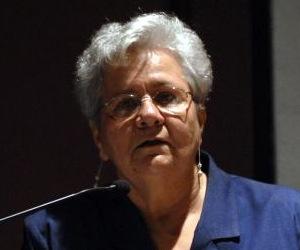 Gladys Bejerano Portela.