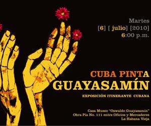 Veintiseis artistas cubanos de la plástica integran la muestra Cuba pinta a Guayasamín