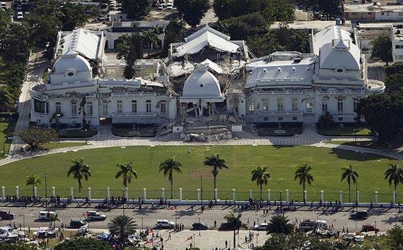 Haití, tras el terremoto del 12 de enero de 2010