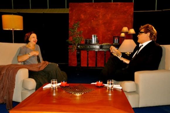 Loipa Araújo y Amaury Pérez, en Con 2 que se quieran. Foto: Petí