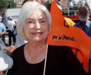 Falleció Lolita Lebrón