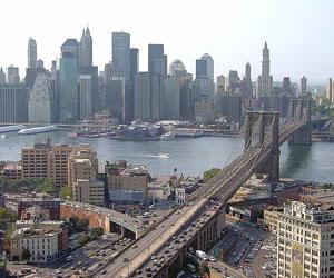 Ciudad de Nueva York. Foto de archivo