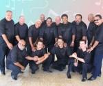Orquesta Aragón. Foto de archivo