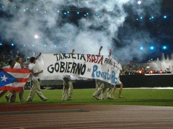 Juegos Centroamericanos en Puerto Rico