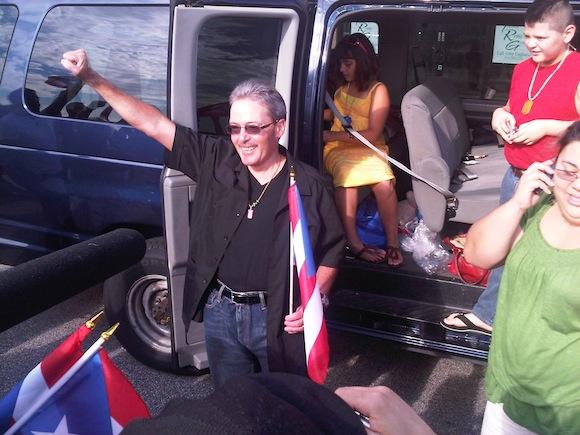Carlos Alberto Torres sale de prisión