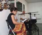 Presentación de la Revista La Siempreviva. Foto: Marianela Dufflar