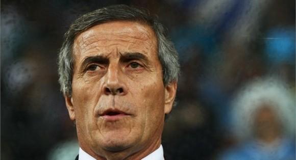 Oscar Washington Tabarez, Seleccionador de Uruguay