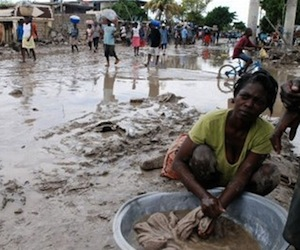 Haití: Ahora el cólera, ayer el terremoto, siempre la pobreza