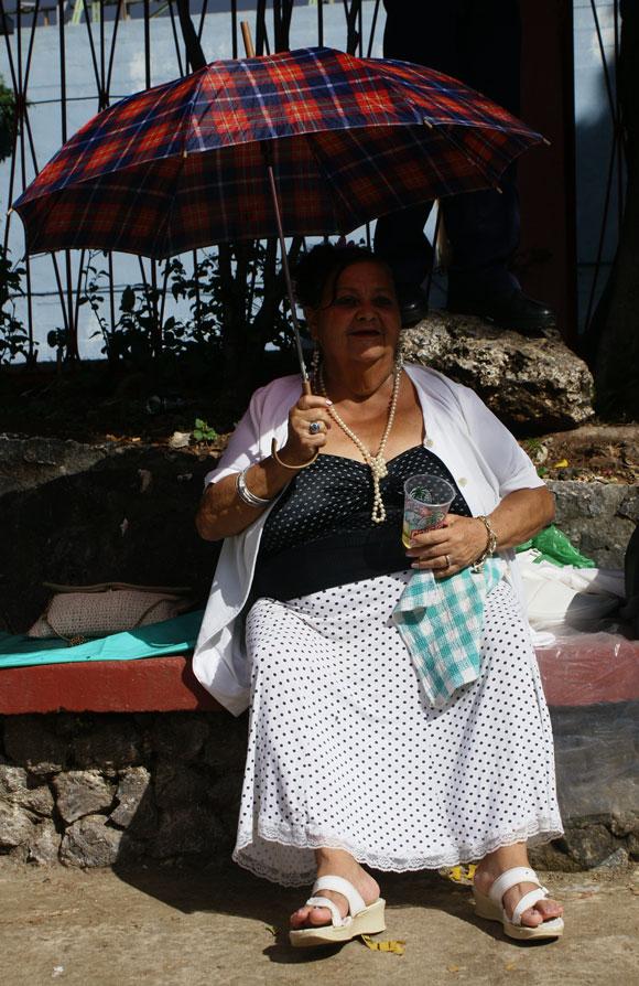 Reapertura del Salón Rosado de la Tropical. Foto: Marianela Dufflar