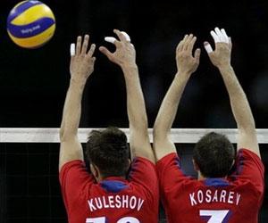Voleibol masculino de Rusia