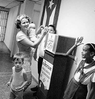 Los candidatos al Poder Popular en Cuba