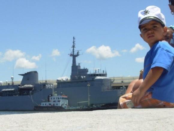 Puerto. Foto: Adriana