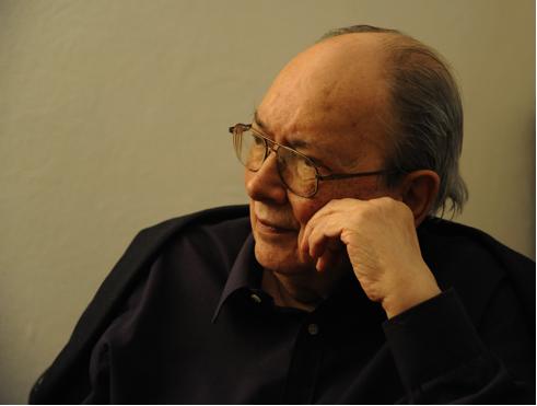 Alfredo Guevara. Foto: Liborio Noval