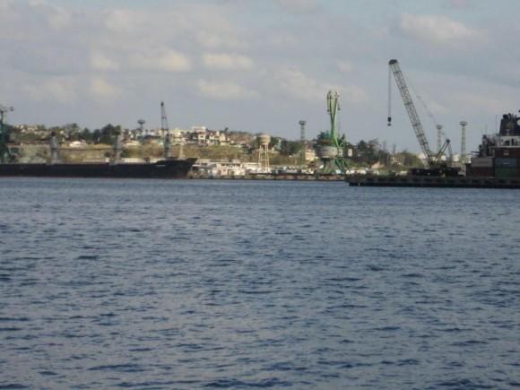 Aquí se acaba 23, en el Malecón. Foto: Ana Beatriz