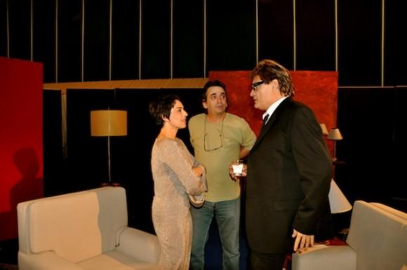 """Broselianda Hernández en """"Con 2 que se quieran"""". Foto: Petí"""