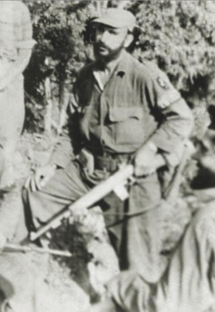 El capitán Ramón Paz
