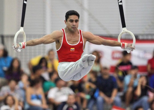 Régulo Carmona, deportista venezolano