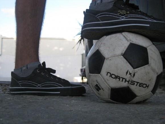 Fútbol. Foto: Danilo