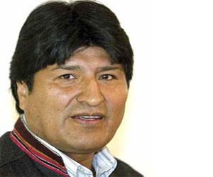 Subvención de combustibles destroza economía, afirma Evo Morales