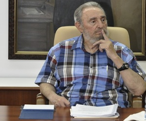Agradecen a Cuba y a Fidel Castro asistencia médica en Bolivia