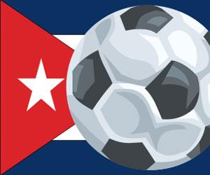 Fútbol, Cuba