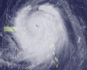 Emiten alerta de huracán por Hermine, que se aproxima al Golfo de México