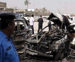 Iraq, ataque suicida