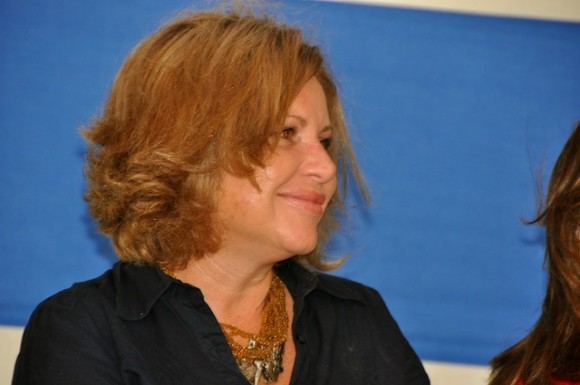 Isabel Santos. Foto: Petí