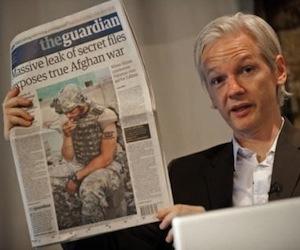 Sigue persecución contra Wikileaks: Suecia niega permiso de residencia a Assange