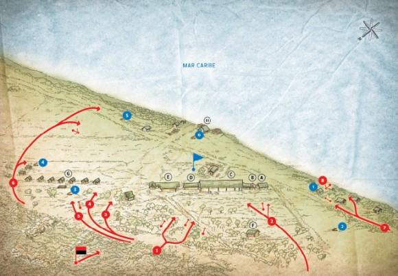 El Combate de Uvero, 28 de mayo de 1957