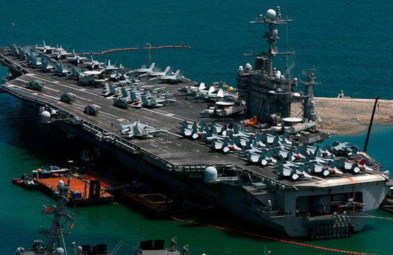 Corea del Sur y Estados Unidos iniciaron hoy maniobras militares