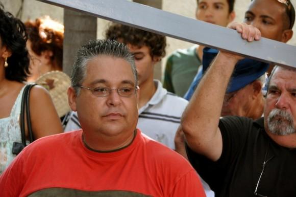 Manolito Iglesias, editor del programa. Foto: Petí