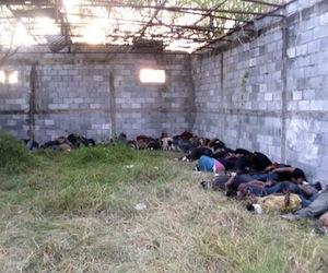 Masacre contra inmigrantes en México