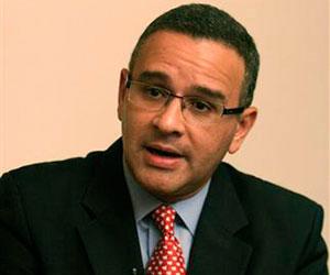 Mauricio Funes, presidente de la República de El Salvador